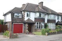 semi detached home in Arundel Avenue...