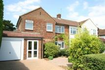 3 bed semi detached home for sale in Sanderstead Court Avenue...
