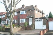 semi detached property in Queenhill Road...
