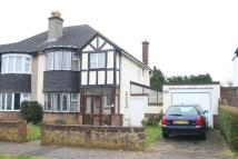 3 bed semi detached home for sale in Court Hill, Sanderstead...
