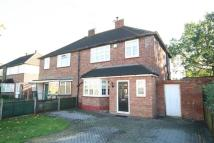 semi detached home in Hilton Way, Sanderstead...