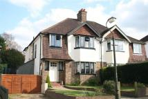 4 bedroom semi detached home in Downsway, Sanderstead...