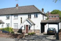 semi detached home in Essenden Road...