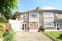4 bed semi detached home for sale in Verdayne Gardens...