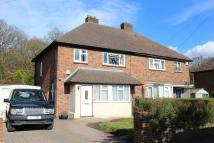 3 bed semi detached property in Orchard Road...