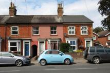Terraced house in Heath Road...