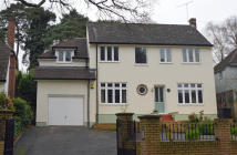 4 bed Detached house for sale in Howard Road, BOURNEMOUTH...