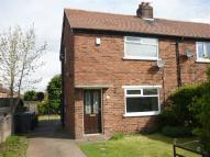 2 bedroom semi detached home in Chatsworth Road...