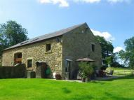 semi detached house in Higher House Barn...