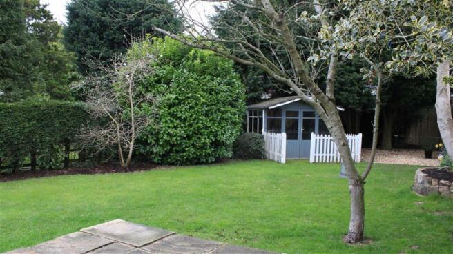 Rear Garden Second V