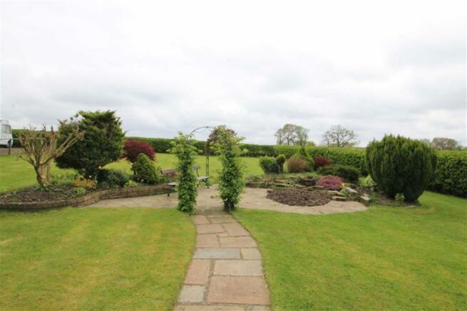 Rear Gardens