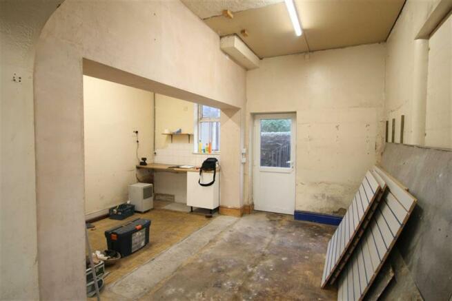 Storage Room/Kitchen