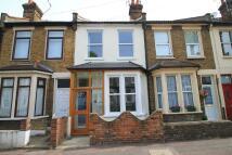 Terraced house in Tudor Road...