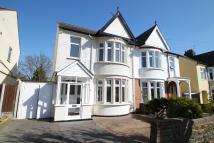 3 bedroom semi detached house for sale in Leamington Road...