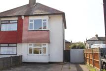 Colchester Close semi detached house to rent