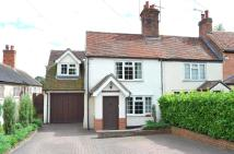 3 bed semi detached home for sale in Main Road, Margaretting
