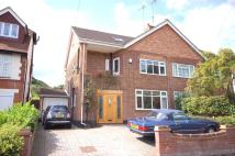 semi detached house for sale in SHENFIELD CRESCENT...