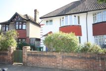 semi detached house in CANBERRA ROAD, London...
