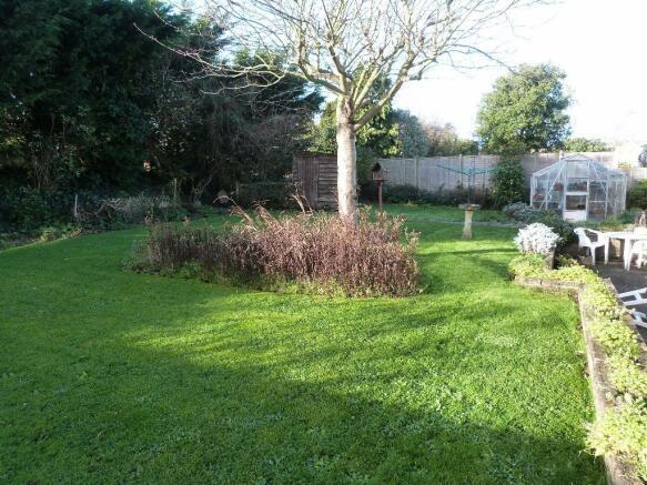 Best rear garden