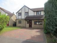 5 bedroom Detached property for sale in Crane Close, Somersham...