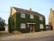 Detached home in High Street, Somersham...