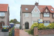 semi detached property to rent in Manor Ave, Crosby...