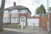 semi detached home for sale in Blenheim Avenue...