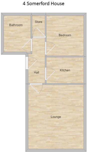 4 Somerford House -