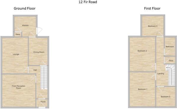 12 Fir Road - Floorp
