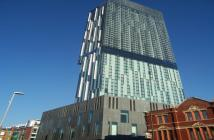 Flat in Beetham Tower Deansgate...