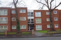 Flat to rent in Harper House Slade Lane...