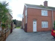 3 bed semi detached property in Hinchliffe Road...