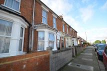 Terraced property in Lansdowne Road, Chatham,