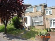 Terraced house in Broadlands Drive...