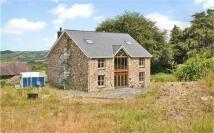 Detached home for sale in Glynyrhelyg, Gorsgoch...