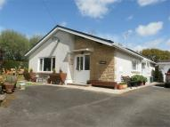 Detached Bungalow for sale in Glynderi, Pentre-Cwrt...