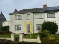 3 bed semi detached house in Glasfryn, Henllan...