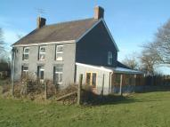 Detached home for sale in North Fawr, Sarnau...