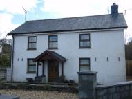 Detached house for sale in Cwmann, Lampeter...