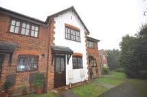 Terraced property in Farriers Close...