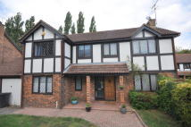 4 bed Detached house in Highfield, Kings Langley...