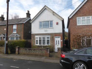 Detached property in Princess Road, Crawley