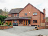 Detached house for sale in The Meadows Llanbister...