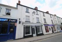 property to rent in FORMER HAIRDRESSERS / BEAUTY SALON, Coleford Town Centre