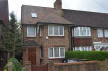 4 bed End of Terrace house in Syon Lane, Isleworth, TW7