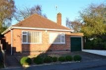 Detached Bungalow in Carmen Grove, Groby