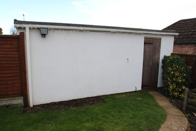 door to garage
