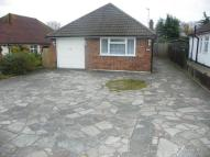 2 bedroom Detached Bungalow to rent in Court Road, Orpington...