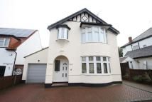 Detached house in Dawlish Drive...