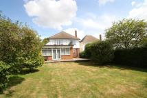 Detached house in Prittlewell Chase...